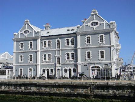 Old Port Captain s Building