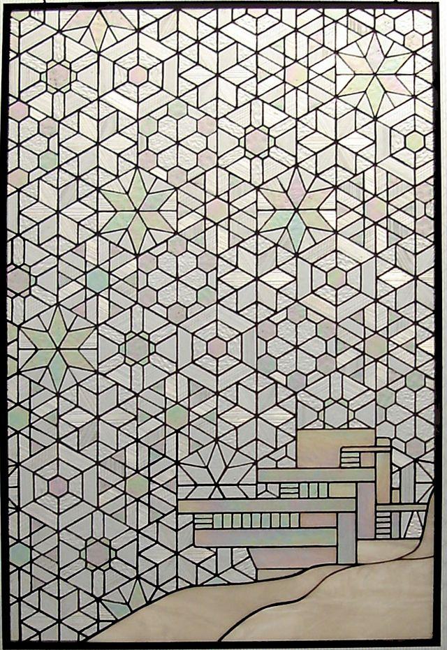 建築家の創るステンドグラスの薦め