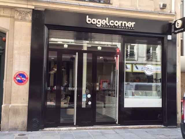 Bagel Corner 29 rue Taitbout 75009 Paris