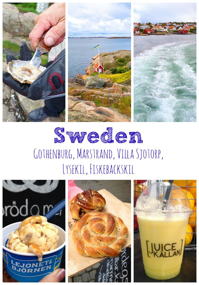 Sweden, Part 1 {Gothenburg, Marstrand, Villa Sjotorp, Lysekil, Fiskebackskil} - foodie walk, mussel safari and the cutest fishing village!