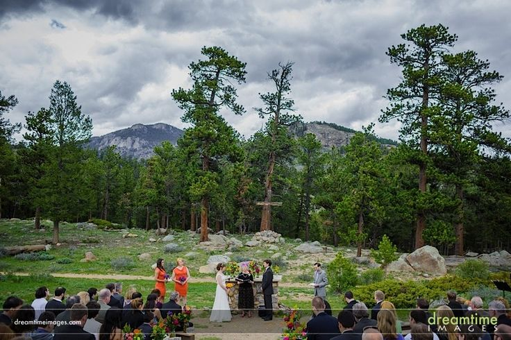 17 Best Images About Weddings- Estes Park Style On