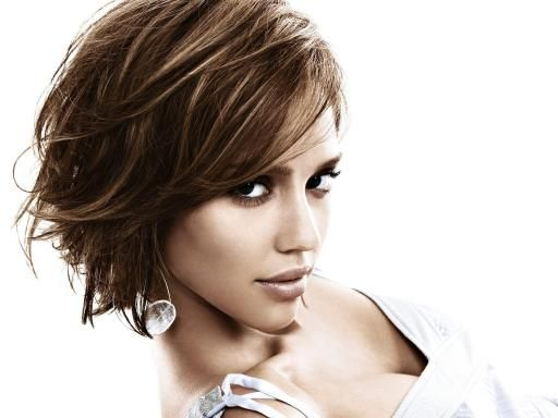 Short Haircuts Cute For20s: Best 20+ Jessica Alba Hairstyles Ideas On Pinterest