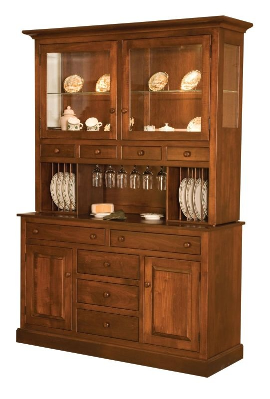 kitchen china cabinet hutch 1000 images about amish hutches amp display cabinets on 21506