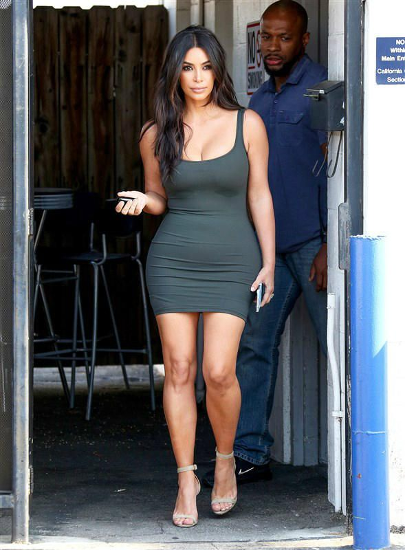 Kim Kardashian weight loss - The best body moments of 2016