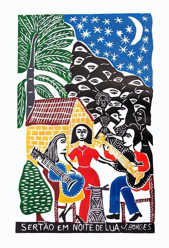 J. Borges, genio del folklore brasileño —Crean                                                                                                                                                                                 Más