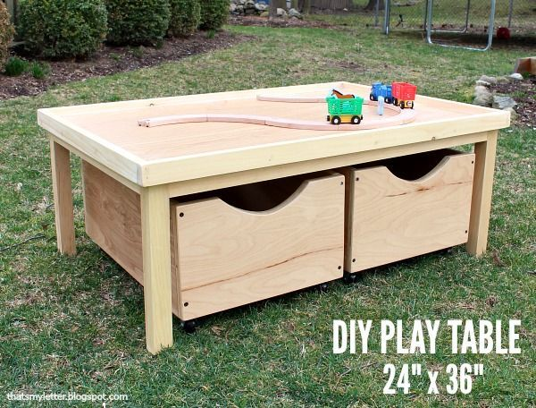 17 best ideas about kids play table on pinterest play table playroom ideas and playroom decor. Black Bedroom Furniture Sets. Home Design Ideas