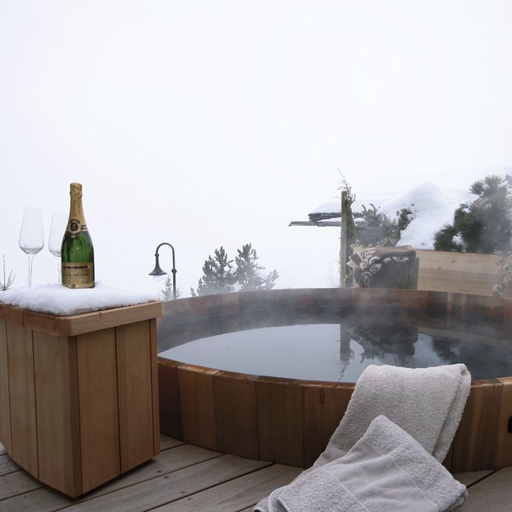 Chalet Spa - Sparkling luxury in the Valais Alps