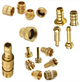 #GardenHoseFittings  #HoseAccessories   Garden Hose Fittings offered features hard wearing construction finish which makes them deliver lasting service life. Further, these fittings provide for water tight connection and finds application in areas like irrigation systems, pressure cleaners and others. Further, the precision constructed finish of these fittings also makes these perfect for use as industrial and general purpose fittings.