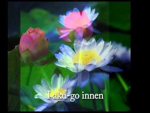"""Não interessa o que se fez no passado,  o que conta é o que se faz a partir de agora.""  - Buda Nitiren Daishonin  Gongyo & Daimoku Morning (lyrics)"