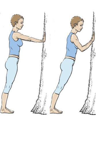 Exercice 4 : tonifier les bras