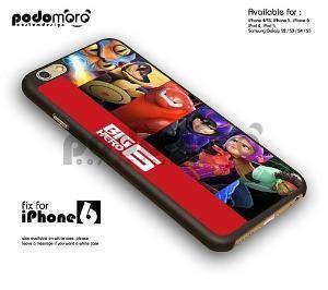 BD 400 Big Hero Character  - iphone 6 by Jessie mila