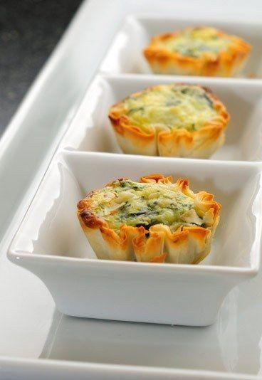 Recetas de quiche - La quiche Lorraine es el clásico indiscutible dentro de las tartaletas francesas. Si cuentas con bacón, queso, huevos, nata y una masa de hojaldre tienes todos...