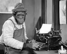 What is The Infinite Monkey Theorem?