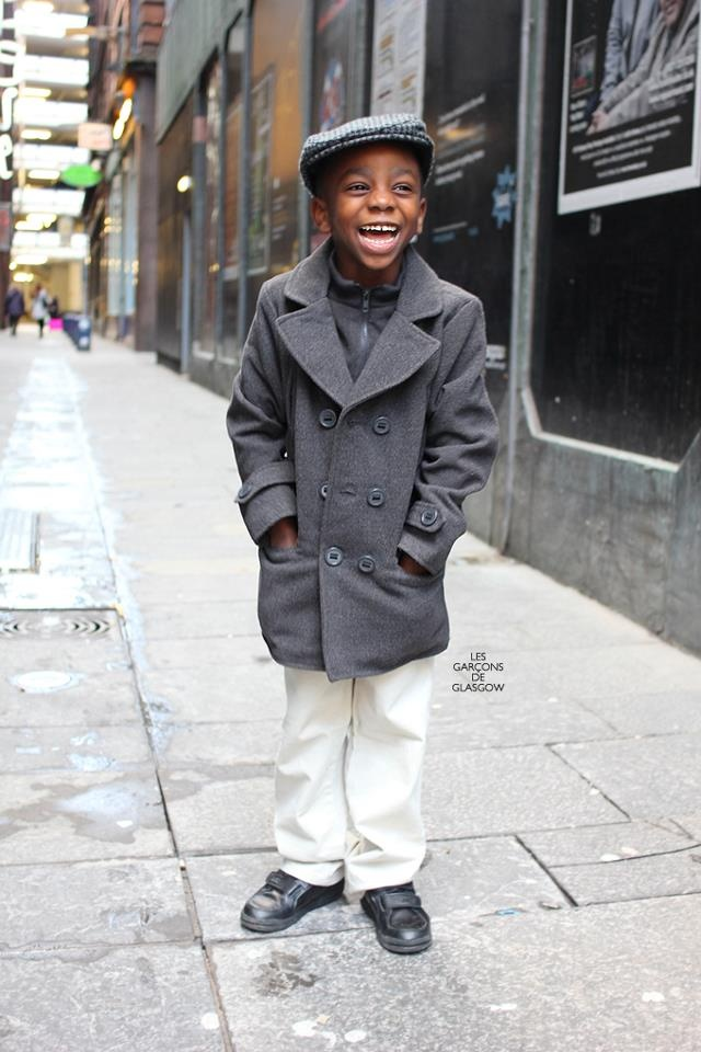 it's all about style.. little boy