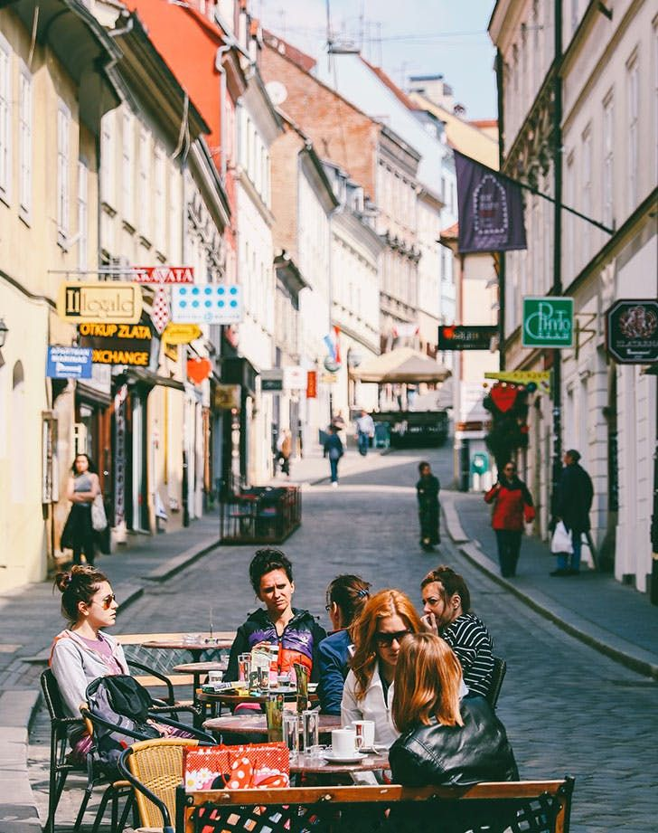 The 12 Least Expensive But Most Dazzling European Cities Zagreb Croatia Zagreb City