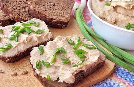 Паштет из фасоли. Замечательная, насыщающая закуска! | вкусный блог | Яндекс Дзен