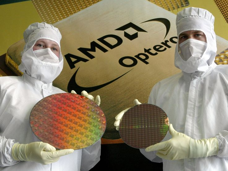 AMD and Intel are reportedly teaming up to take on Nvidia (AMD NVDA INTC)