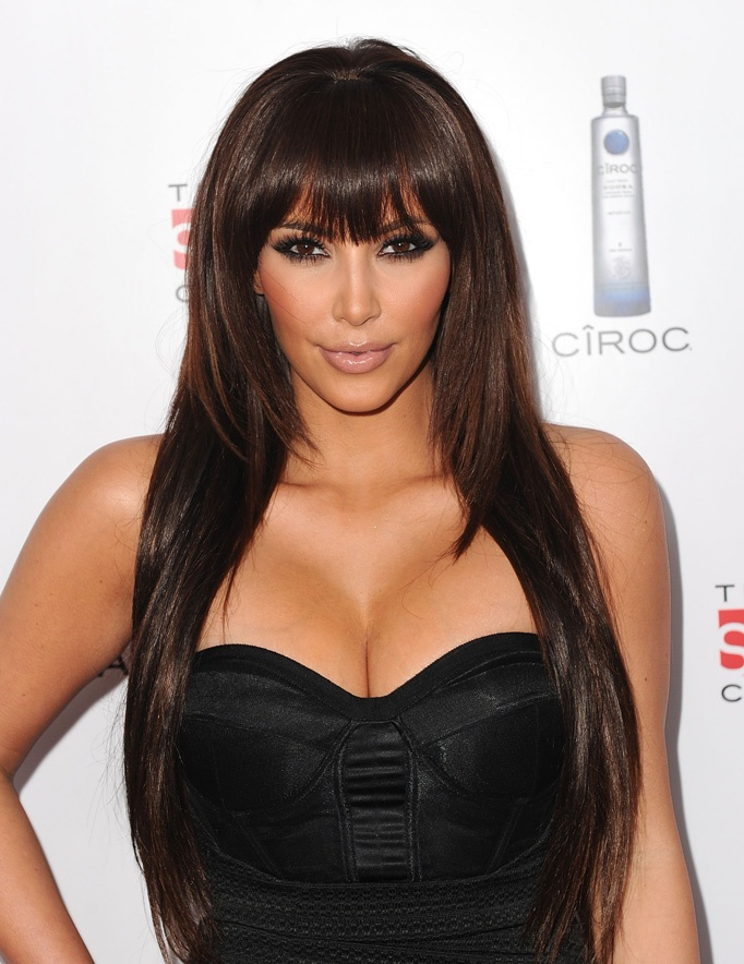 Best Celebrity Bangs Images On Pinterest Celebrity Bangs - 18 cases people mistook celebrities