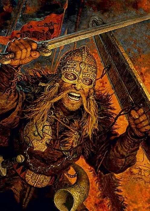 thor and viking warriors essay Due to the nature of the germanic corpus, narratives featuring thor are only attested in old norse, where thor appears throughout norse mythology norse mythology,  when we find it on the pommel of a warrior's sword and on his sword-belt, the assumption is that the warrior was placing himself under the thunder god's protection.
