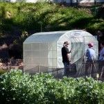 Installing the greenhouse at OZCF.  Cape Town, South Africa. http://urbanfreedom.co.za/2013/08/ozcf-installation-greenhouse-envy/