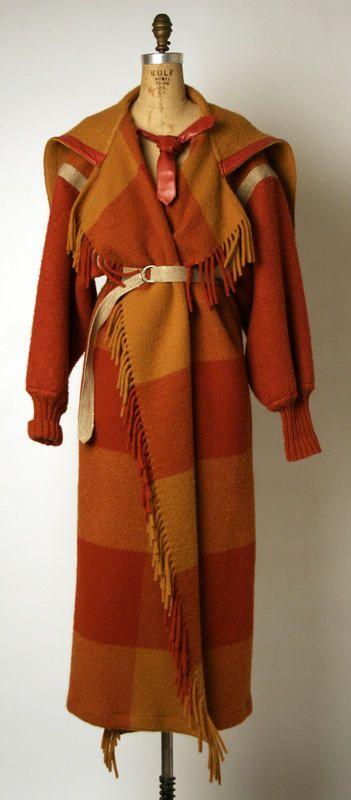Coat Jean-Charles de Castelbajac 70s