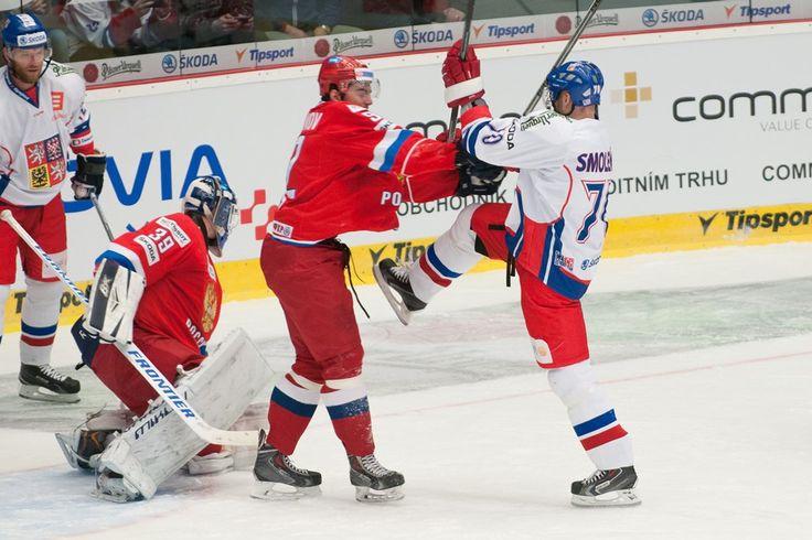 Euro Hockey Tour: Česko - Rusko 2015 - Czech men's national ice hockey team