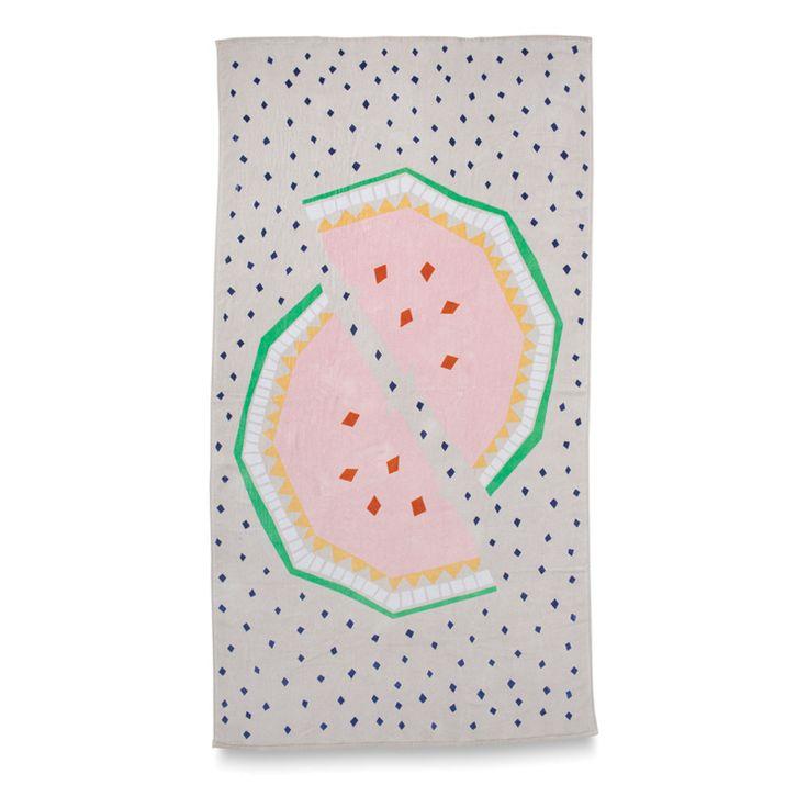 Watermelon Printed Beach Towel | Citta Design $79.90
