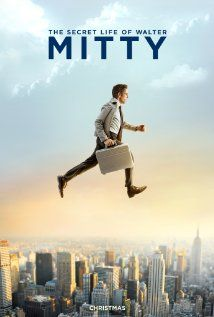 •• The Secret Life of Walter Mitty by Ben Stiller ••  A day-dreamer escapes his anonymous life by disappearing into a world of fantasies filled with heroism, romance and action. When his job along with that of his co-worker are threatened, he takes action in the real world embarking on a global journey that turns into an adventure more extraordinary than anything he could have ever imagined. •• Ben Stiller, Kristen Wiig, Adam Scott  (2013)
