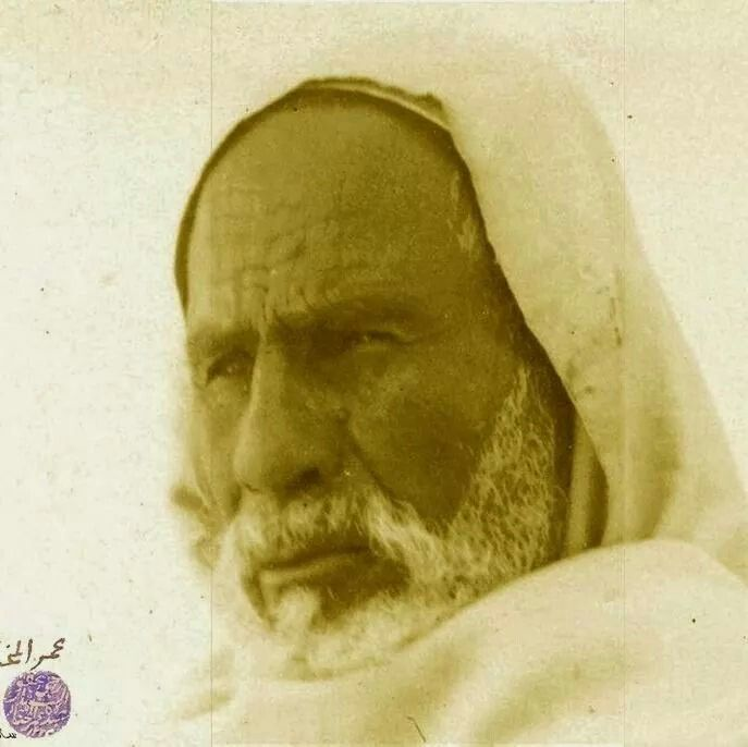 شيخ الشهداء البطل سيدي عمر المختار