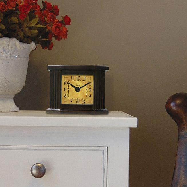 Equity By La Crosse Mantel Clock