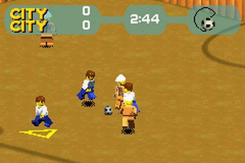 Play LEGO Soccer Mania Nintendo Game Boy Advance online | Play ...