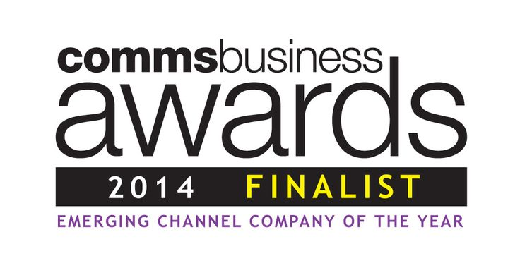 Creation Application Double Nomination at 2014 Comms Business Awards