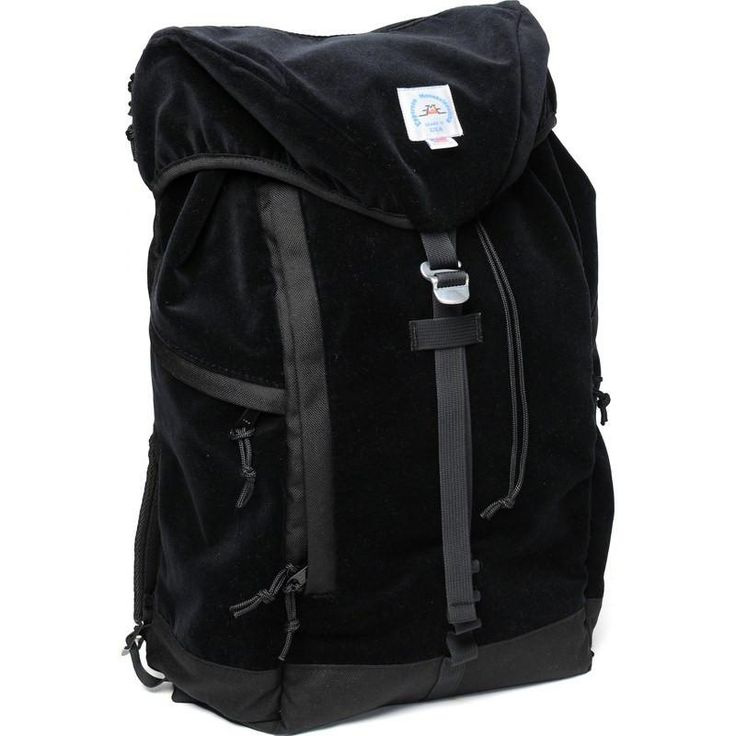 Epperson Mountaineering Large Climb Pack with G-Hook | Velour Brown Raven