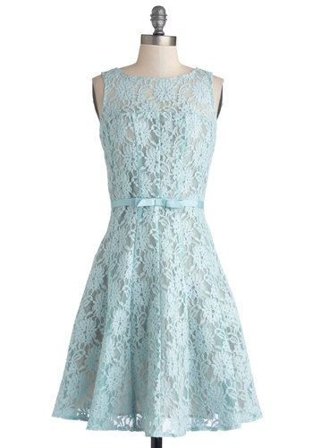 Winsome Welcome Dress, #ModCloth