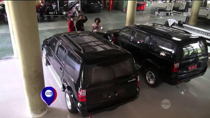 Mobil Esemka Kini Hanya Terparkir di Ruang Pamer Solo Techno Park