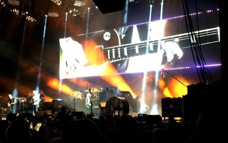 Kings of Leon Time Warner Cable Arena September 16, 2014
