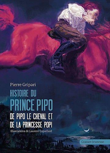 Pierre Gripari  illustré par Laurent Gapaillard