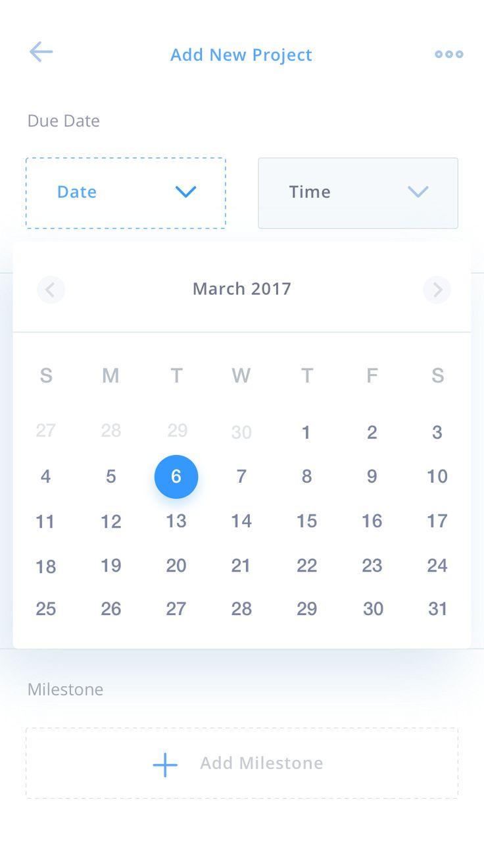 To do details projectmanagement anggityuniar newproject date