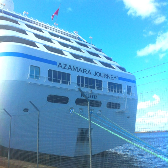 Azamara Journey in Edinburgh