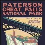 The Great Falls, Paterson, New Jeresey. Paterson was America's first planned industrial city. Great Falls represents the early development of water power systems for industrial use. The Great Falls site is now a National Natural Landmark and Park.