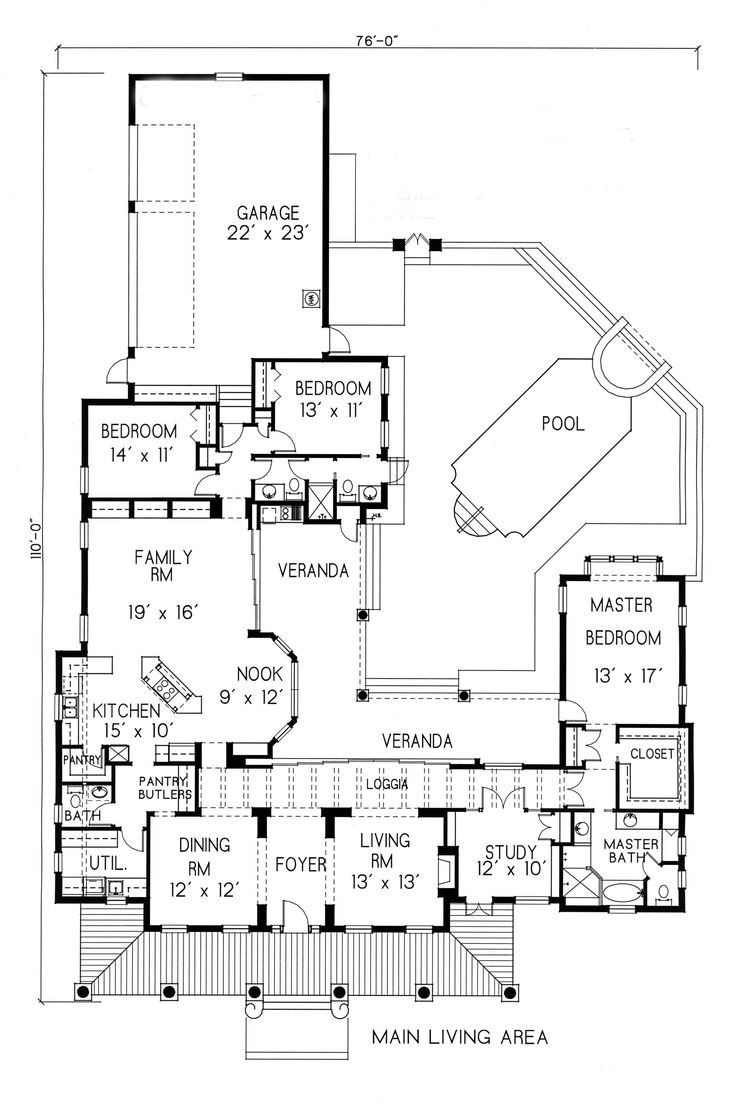 1000+ images about Home: House plans/1 on Pinterest - ^