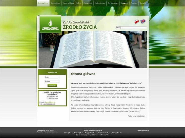 Strona dla KCZZ