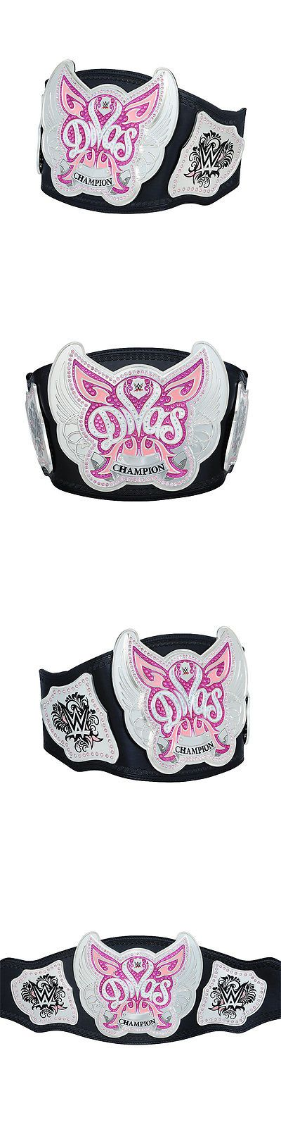 Accessories 36306: Wwe Divas Championship Replica Title Belt (2014) -> BUY IT NOW ONLY: $341.99 on eBay!