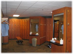 The Best Quality Wood Lockers For Sale--How They're Made and the Guy Who Makes Them #lockers #woodlockers