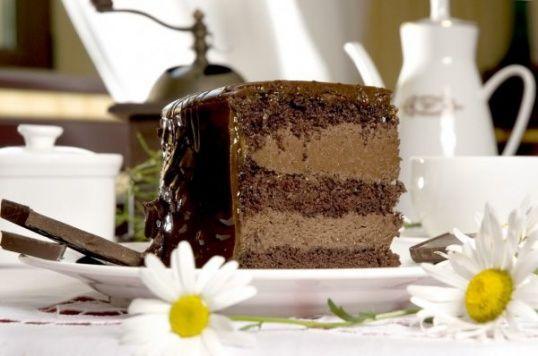 Как приготовить крем для шоколадного бисквита