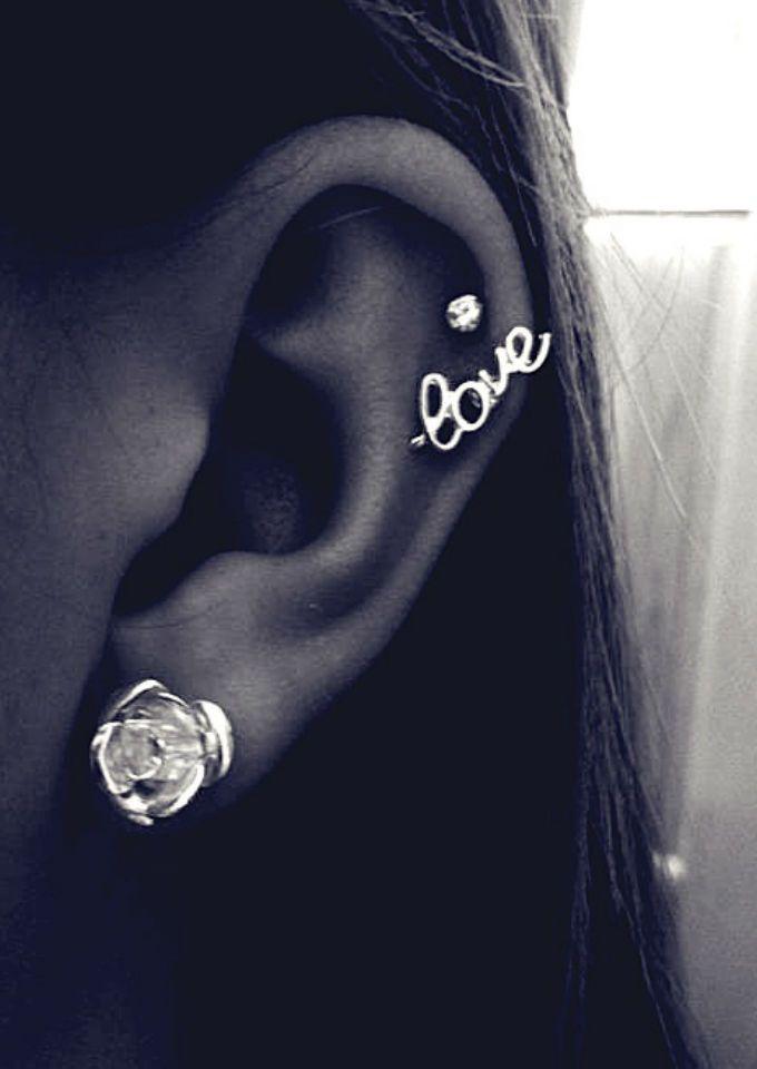Piercings en las orejas que vas a querer este otoño [FOTOS]