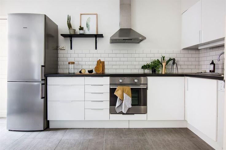 Majorstua kitchen