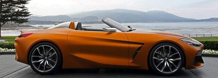 Bmw Z4 Concept Bmw Roadsters Amp Coupes Pinterest Bmw Z4 Bmw And Cars