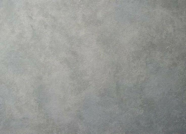 T cnicas de pintura para conseguir texturas en las paredes for Pared cemento pulido