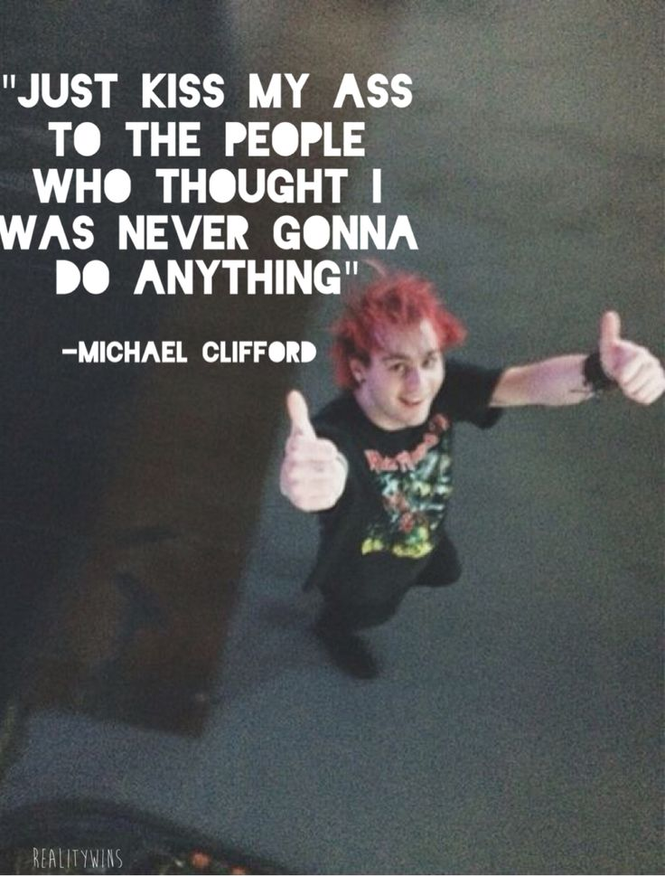 You tell them mikey, always believe in yourself and you never know what will happen! Screw them, you've come this far don't stop now.
